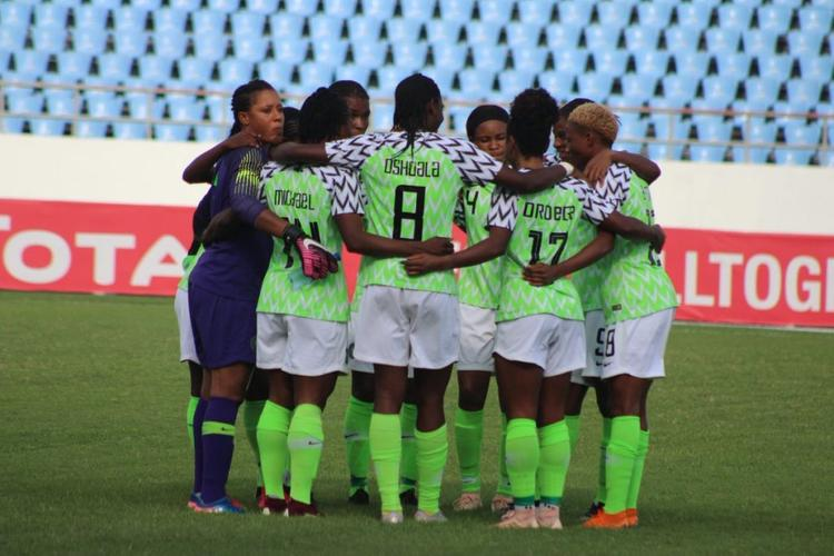 Super Facons Defeat Zambia 4-0  in African Women Nation Cup
