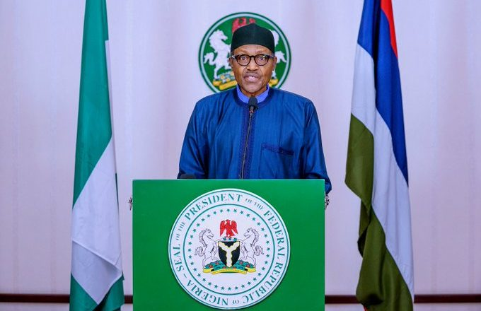 President Buhari to Address the Nation by 7Pm