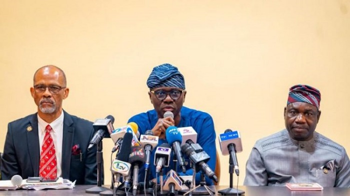 Lagos Governor Announces Date of Reopening of Worship Centre