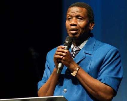 Restructure Nigeria or Risk Breakup –  Pastor Adeboye Warns Buhari