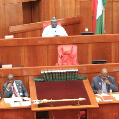 Lawan Laments over Invasion of His Privacy as Report of Electoral Act Amendment Bill is Laid