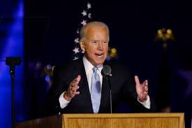 Former US President George Bush Congratulates Joe Biden