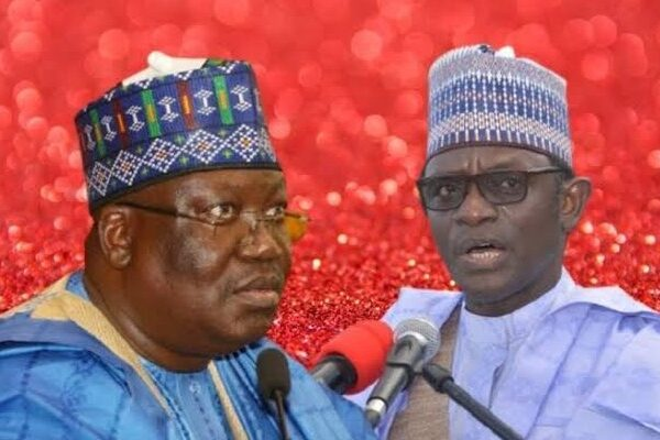 Senate President, Lawan Reacts to Alleged Crisis between Him and APC Nat Chairman, Buni over 2023